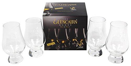 Glencairn Whisky Glass Set of 4 in One Gift Box