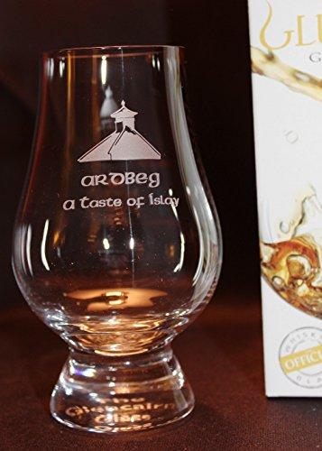 ARDBEG PAGODA TOP GLENCAIRN SINGLE MALT SCOTCH WHISKY TASTING GLASS