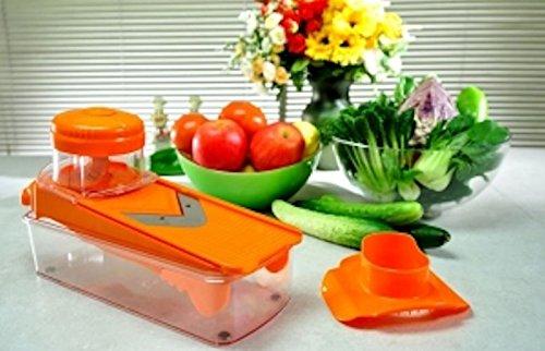 Gomdori Mandoline Slicer Includes A Food Chopper