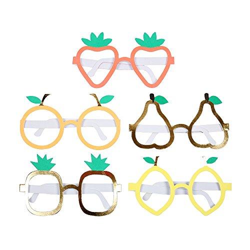 Meri Meri Fruit Glasses