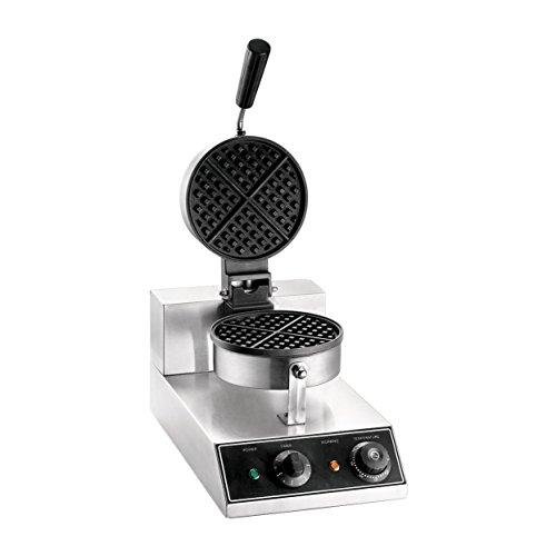 Chef's Supreme - 120v Single Commercial Waffle Maker