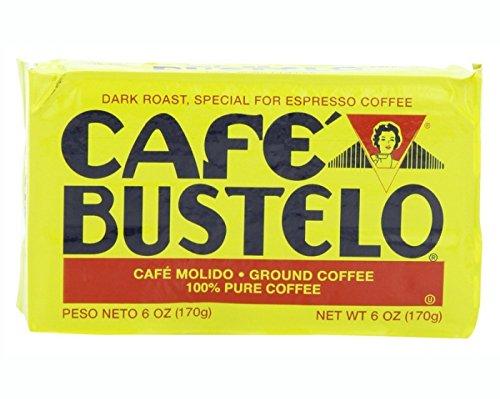 Cafe Bustelo Espresso Ground Coffee 6 Oz Cuban-style