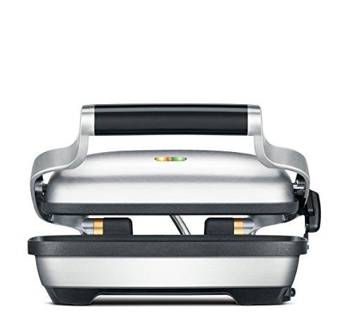 Breville BSG600BSS Panini Press Silver