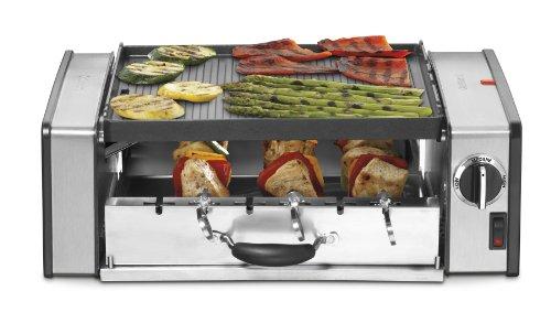Cuisinart Gc-15 Griddler 1000-watt Compact Grill Centro