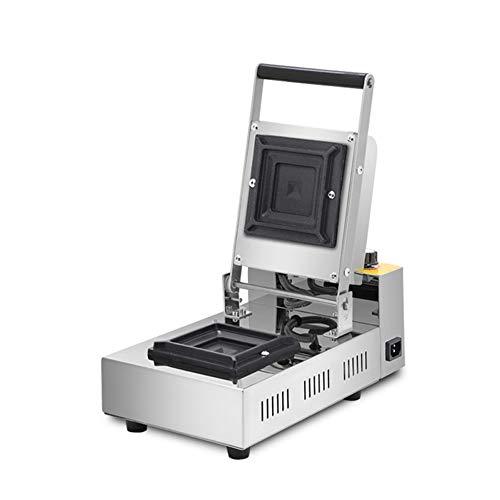 TECHTONGDA Nonstick Electric Toast Sandwich Waffle Maker Iron Machine for Sandwich Making 110V
