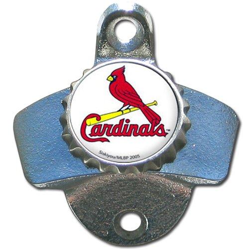 MLB St Louis Cardinals Wall Bottle Opener