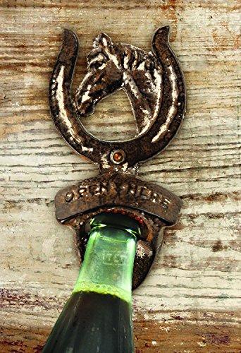 Horseshoe Bottle Opener S4