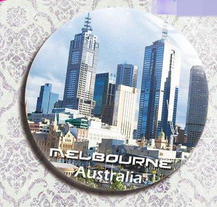 Australian tourism souvenir gifts Refrigerator bottle opener Melbourne