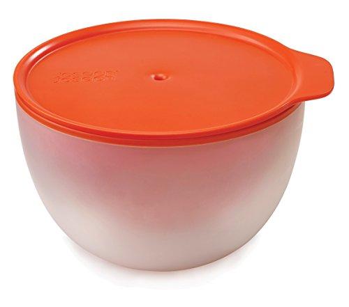 Joseph Joseph M-Cuisine Cool-Touch Microwave Bowl OrangeBeige