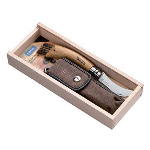 Opinel - mushroom knife boxed gift set