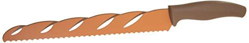 Kuhn Rikon Bread Knife Brown