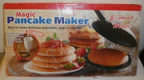Home Smart Magic Pancake Egg and Omelet Maker