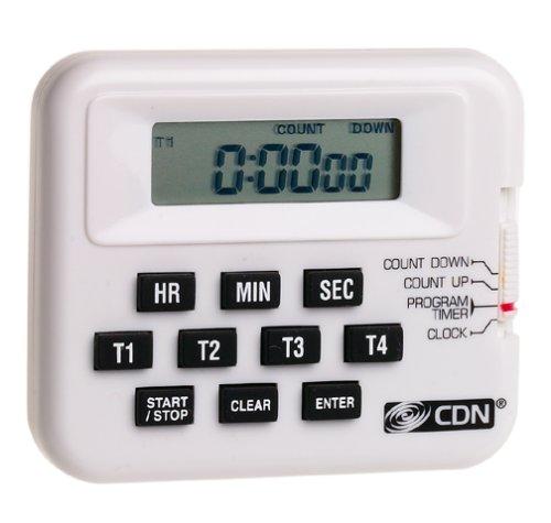 CDN PT1A Digital TimerClock 4 Event Programmable
