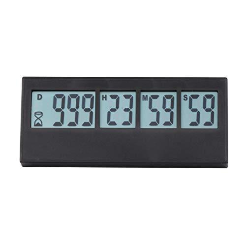 999 Days Digital Countdown Timer for Vacation Retirement Wedding Kitchen Lab