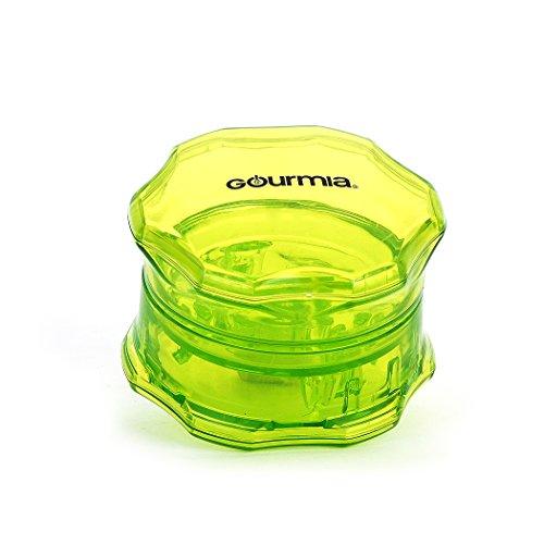 Gourmia GCU9260 Manual Garlic Twist BPA Free No Press Garlic Peeler Crusher 72 cm Diameter x 48 cm Height