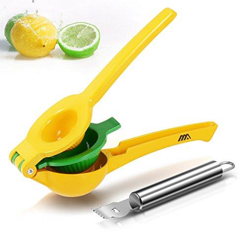 Stainless Steel Professional Manual Lemon Squeezer  Lime Juicer  Citrus Press