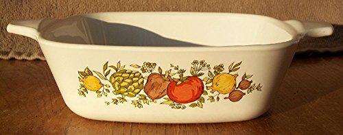 Pyrex Corning Spice of Life 1 34 Cup Casserole Dish P 41 B Casserole Dish