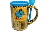 Mug-Coffee-and-Tea-Cup-with-Spoon-Combo-Set-Beautiful-Glazed-Ceramic-Flower-on-Leoprard-Print-Designer-Coffee-Mug-14-oz-Blue-2-32.jpg