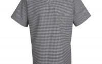 Red-Kap-Chef-DesignsChecked-V-Neck-Chef-Shirt-Black-White-Check-Short-Sleeve-XL-7.jpg