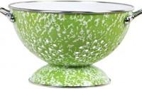 Calypso-Basics-by-Reston-Lloyd-Powder-Coated-Enameled-Colander-3-quart-Lime-Marble-8.jpg