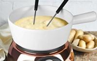 Artestia-Electric-Ceramic-Fondue-Set-with-6-Fondue-Forks-Rose-Gold-Color-Base-White-Ceramic-Pot-7.jpg