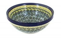 Polish-Pottery-Small-Serving-Bowl-DU1-25.jpg