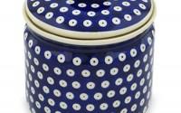 Ceramika-Bona-H1246H-Polish-Pottery-Ceramic-Jar-with-Lid-Hand-Painted-7-Inch-13.jpg
