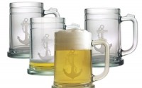 Susquehanna-Glass-Nautical-Anchor-Sand-Etched-Glass-Tankard-Mugs-Set-of-4-15-ounces-0.jpg