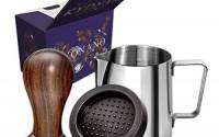 KYONANO-New-Wood-Espresso-Tamper-58mm-Coffee-Tamper-with-Dalbergia-Odorifera-Handle-Incl-Free-Milk-Frothing-Pitcher-12oz-350ml-Espresso-Tamper-Mat-5.jpg