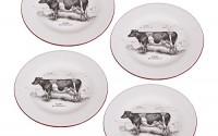 Gallerie-II-Cow-Farmhouse-10-Inch-White-Dinner-Plate-Set-of-4-Dinner-Plate-Set-of-4-Cow-8.jpg