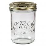 Le-Parfait-Familia-Wiss-Terrine-750ml-Wide-Mouth-French-Glass-Mason-Jar-w-2-Piece-Gold-Lid-24oz-Pint-Half-Pack-of-4-7.jpg
